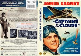Capitanes de las nubes (1942) - Carátula 2