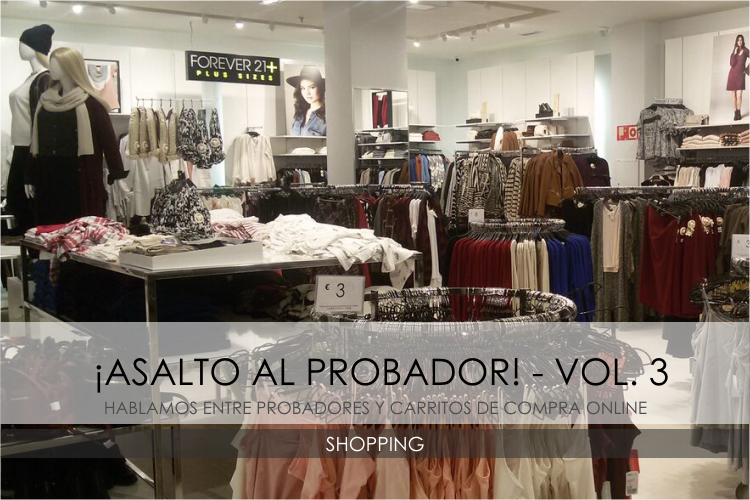 Shopping: ¡Asalto al probador! - Vol. 3