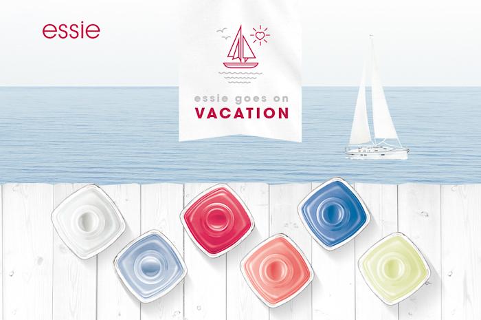 colores de los esmaltes de la coleccion de verano essie 2015