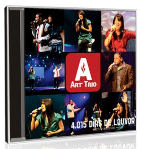 Art Trio - 4.015 Dias De Louvor Eletro-Acústico (2011)