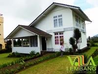 Villa Istana Bunga Lembang Blok C No.1