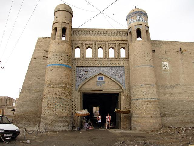 Uzbekistán, Khiva