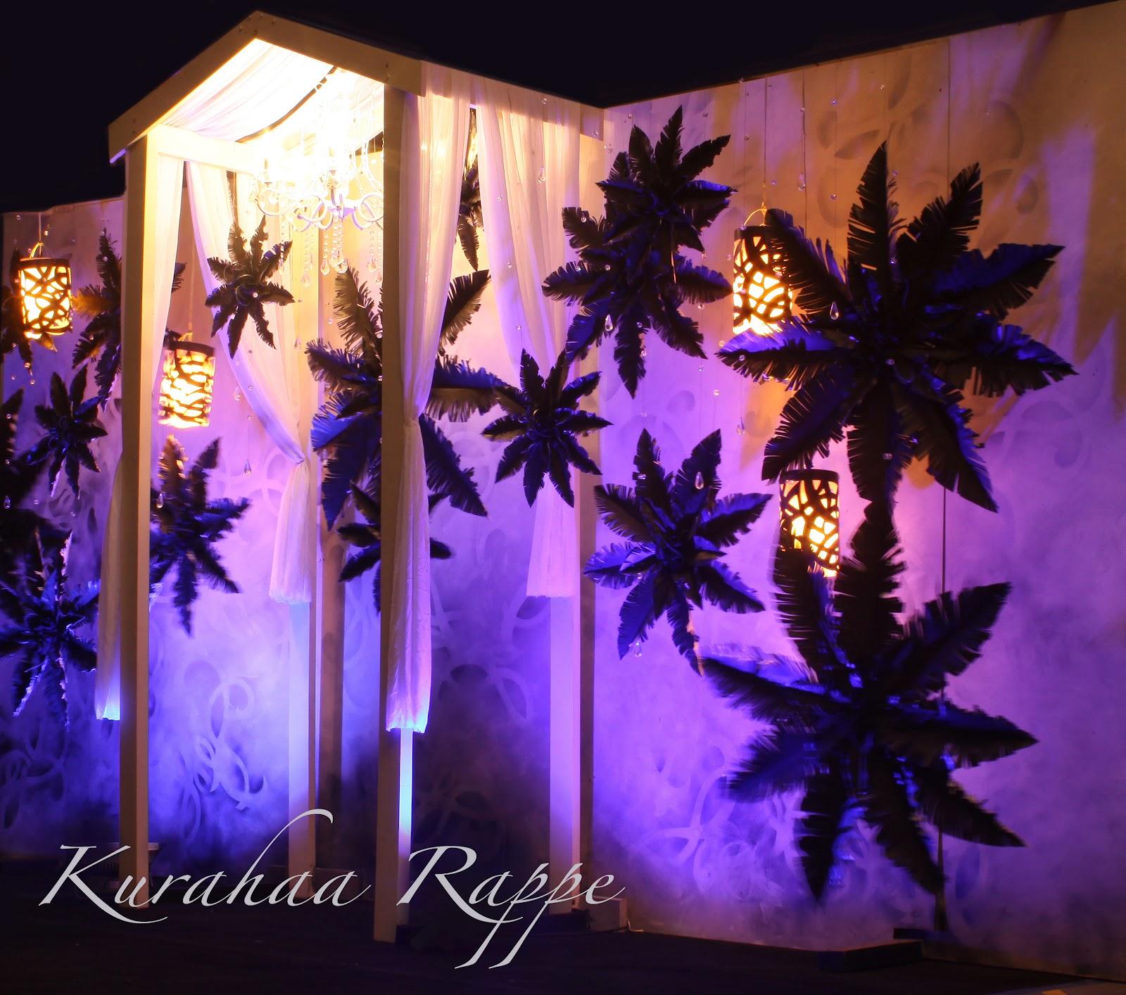 Kurahaa rappe black swan weddibg backdrop n decoration junglespirit Choice Image