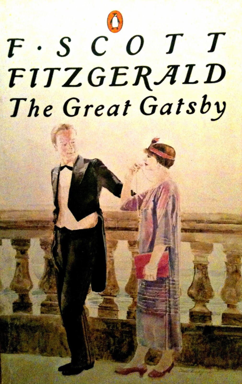 a review in chapters of fitzgeralds the great gatsby