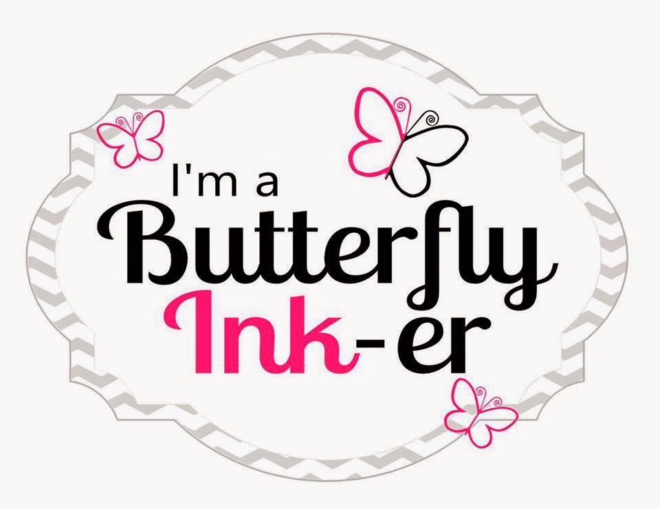 Butterfly Reflection Ink DT