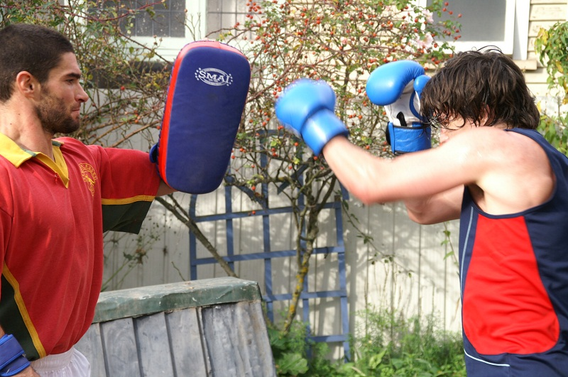 Backyard Boxing mma: life and journey: backyard boxing