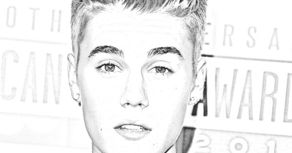 justin bieber coloring pages 2013 - photo#31