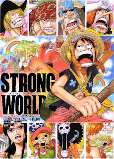 Ver online: One Piece: Strong World (2008)