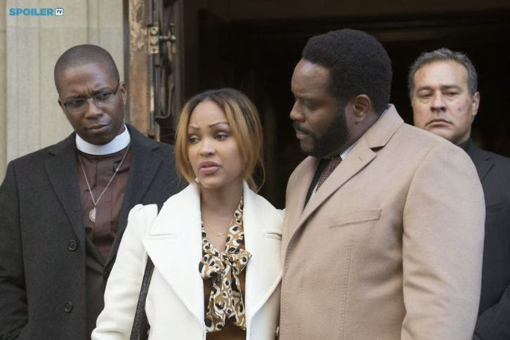 "Law and Order Special Victims Unit - Spousal Privilege - Review - ""It was my fault, he hit me"""