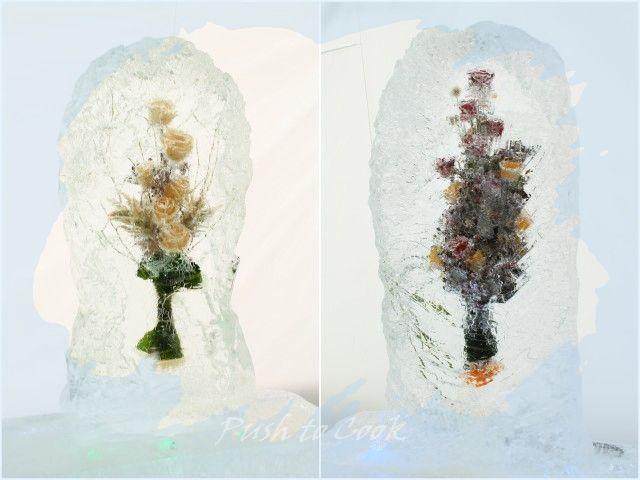 Цветы от Снежной Королевы