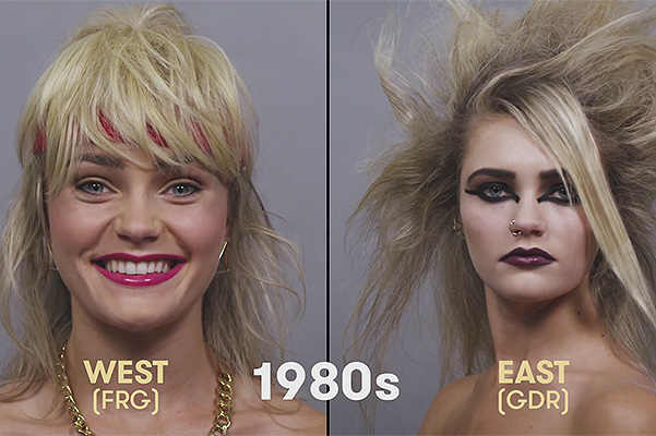 100 years of German beauty 1980