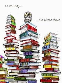 Tantos livros...e tão pouco tempo para os ler!