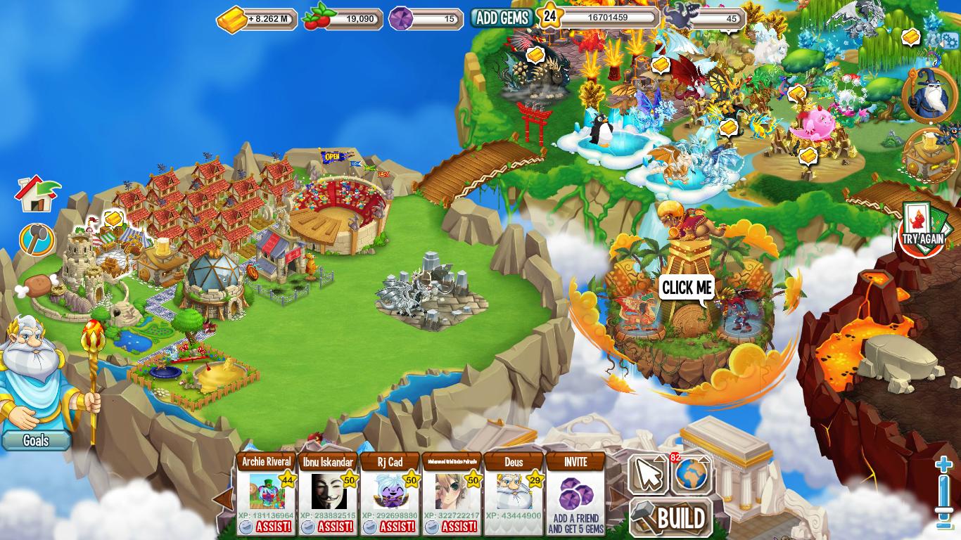 tips dan trik lengkap dragon city dragon city adalah sebuah kota yang