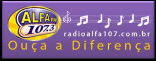 Rádio Alfa FM da Cidade de Nova Iguaçu ao vivo