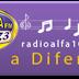 Ouvir a Rádio Alfa FM 107,3 de Volta Redonda - Rádio Online