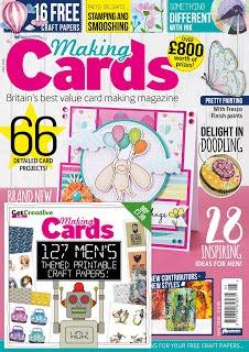 Pauline's Magazine Giveaway