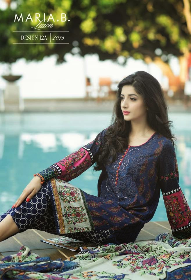 Summer print lawn suits