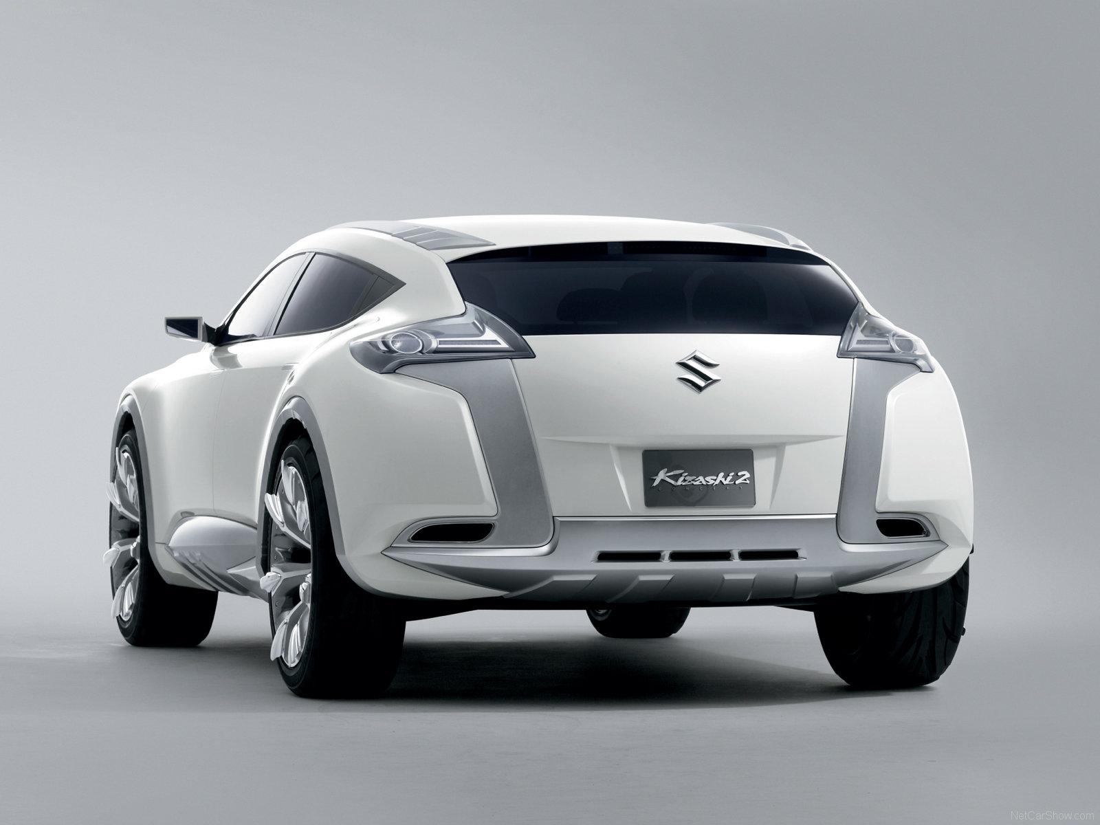 Hình ảnh xe ô tô Suzuki Kizashi 2 Concept 2007 & nội ngoại thất