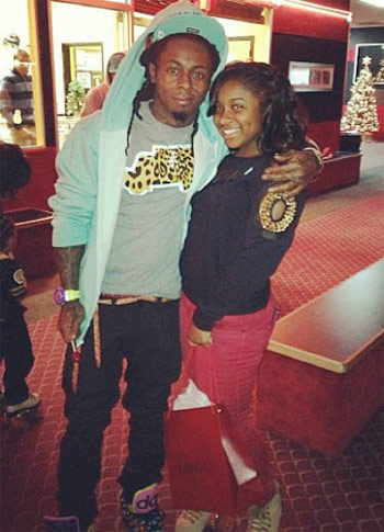 Welcome To Pboy Blog: PHOTOS- Lil Wayne's Baby Mamas Partied