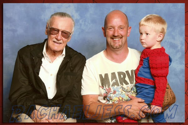 meeting Stan Lee