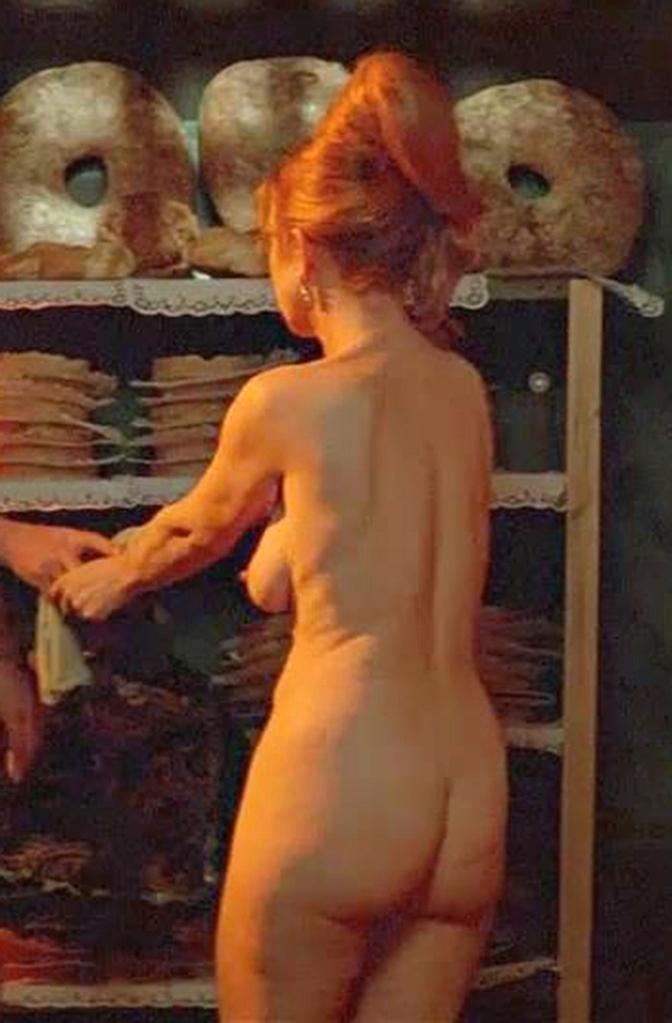 Helen mirren naked