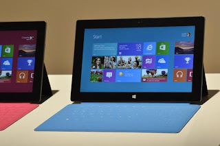 Microsoft Surface: Intelligent computing