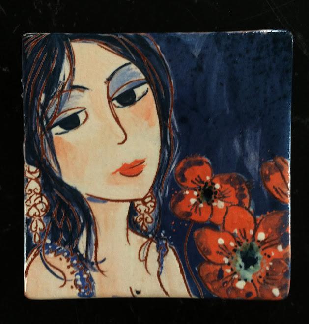 """"""" Portrait de femme """""""
