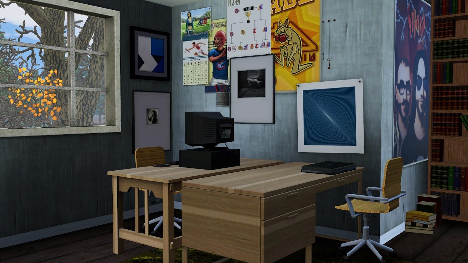 Decorating Ideas > B5Studio Easy Peasy ~ 164505_Sims 3 Dorm Room Ideas