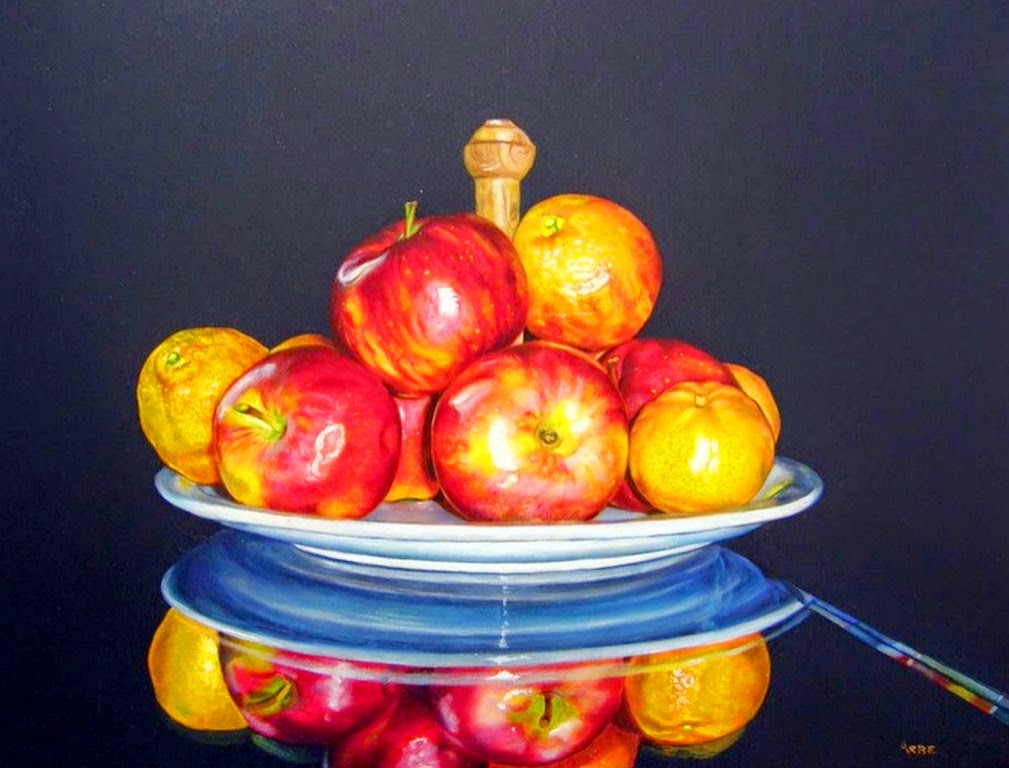 bodegones-con-frutas-pintados-en-oleo