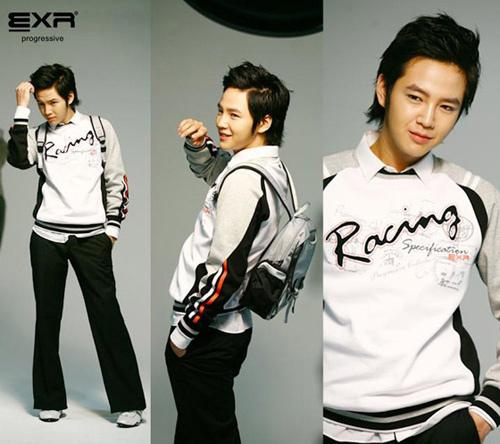Jang Geun Suk_Sport Fashion