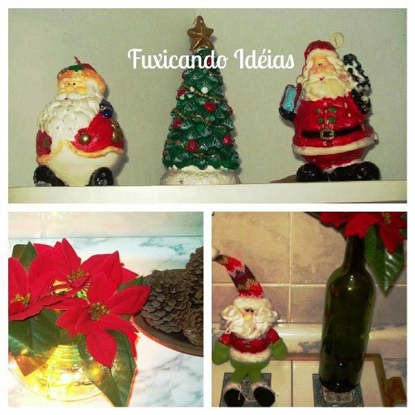 decoracao cozinha natal : decoracao cozinha natal:Fuxicando Ideias: Decoração de Natal – Minha Cozinha
