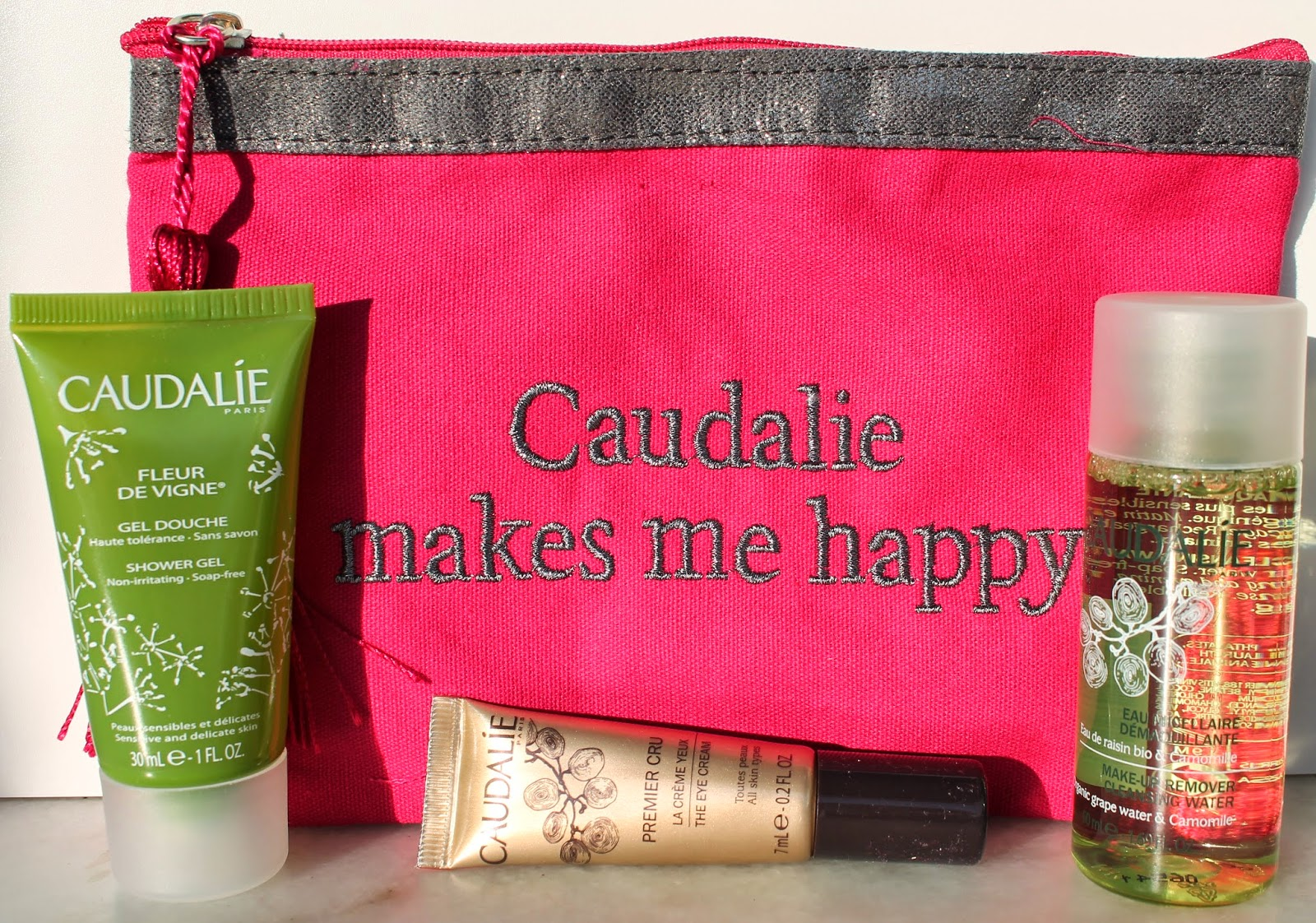 Caudalie Makes Me Happy