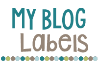 My Blog Labels