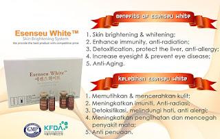 Esenseu White:Skin Brightening System