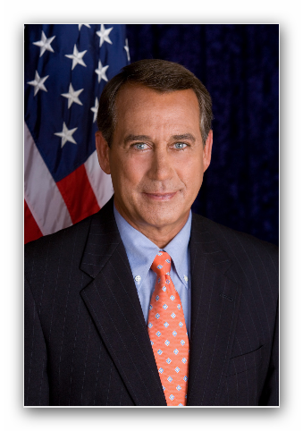 Conservative Blogs Central: Boehner, Don't Buckle!