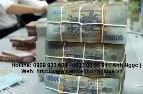 Dịch vụ cầm đồ giấy tờ xe Song Hùng