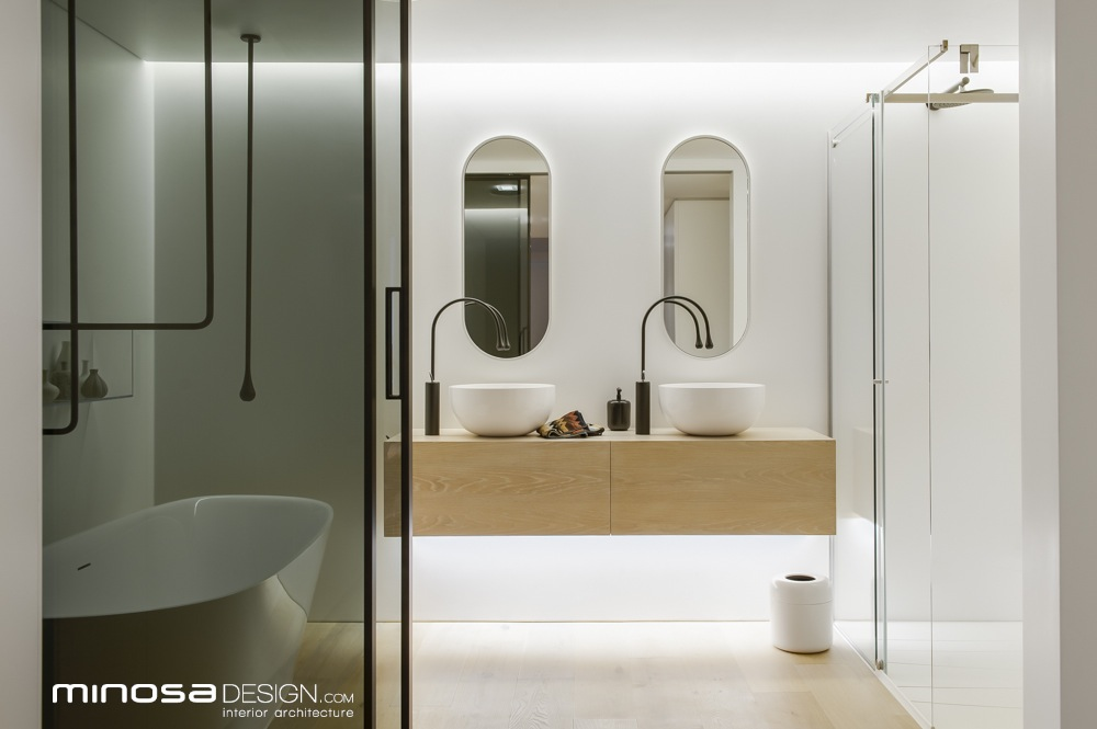 Minosa kbdi awards 2013 darren takes out 1 of the top 3 for Small bathroom design australia