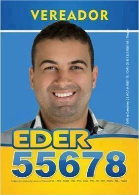 EDER DO DETRAN - 55678