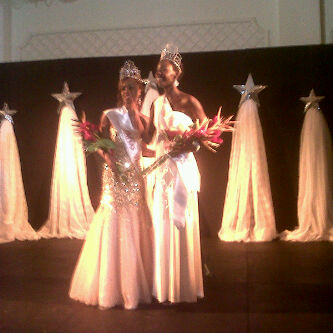 Miss Saint Lucia 2012 2013