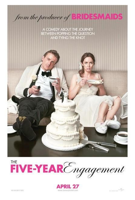 Descarga The Five-Year Engagement