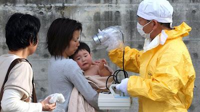 radiactividad en japon 2011 fotos