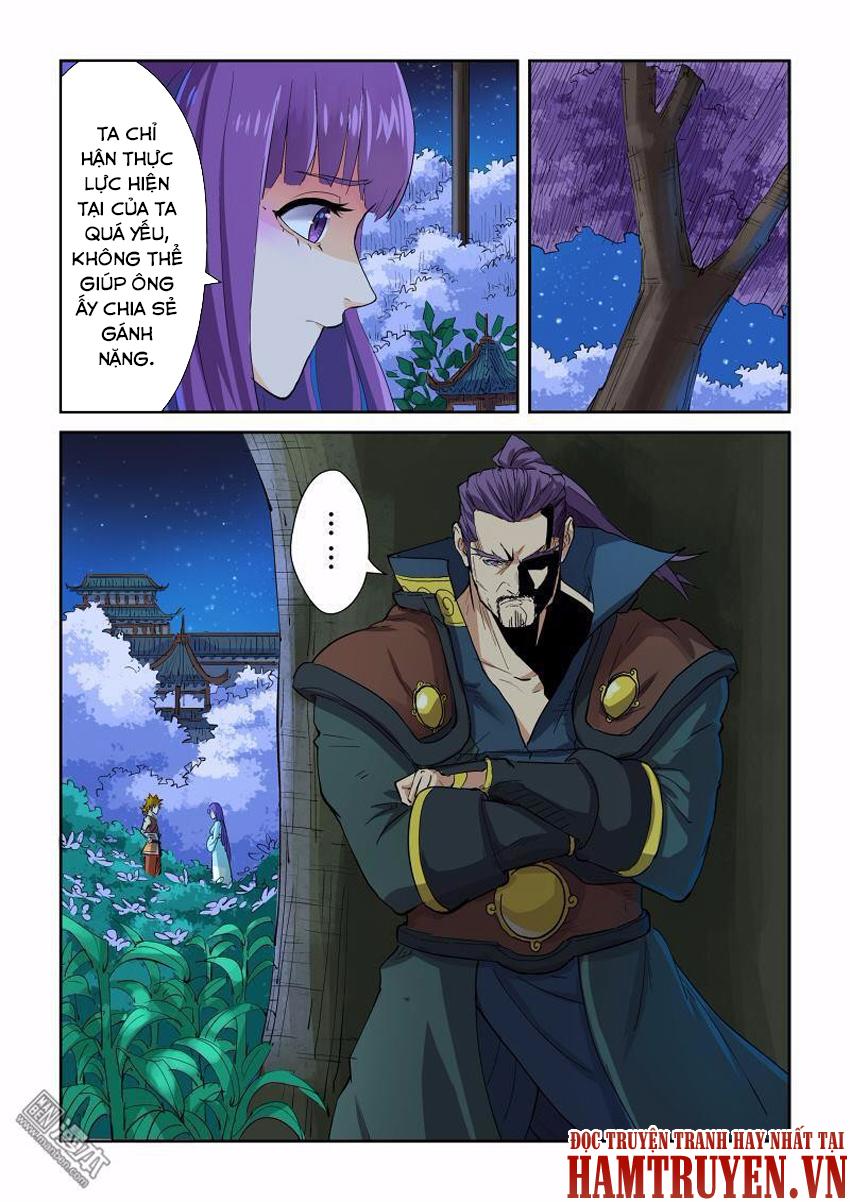 Yêu Thần Ký