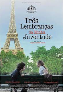 """Poster do filme """"Três Lembranças de Minha Juventude"""""""