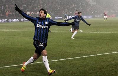 AC Milan 0 - 1 Inter Milan (1)