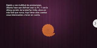 Presentación diapositiva Ubuntu 12.04 LTS