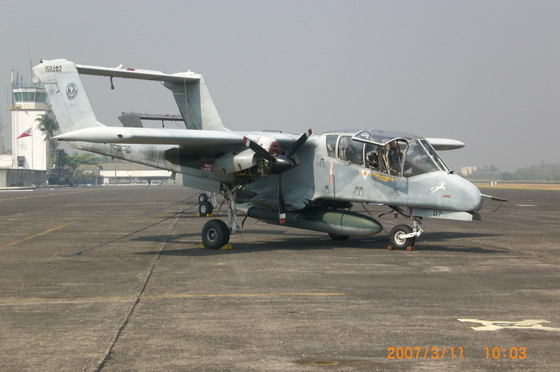 The PAF OV 10 Replacement