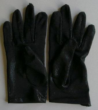 ボロボロ手袋