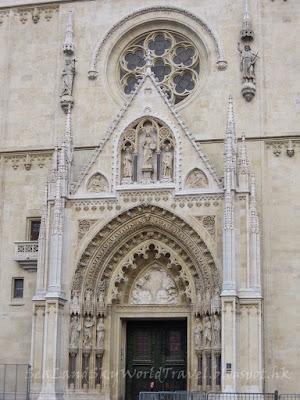 薩格勒布, Zagreb, 聖母升天大教堂, Katedrala Marijina Uznesenja, Cathedral of Zagreb