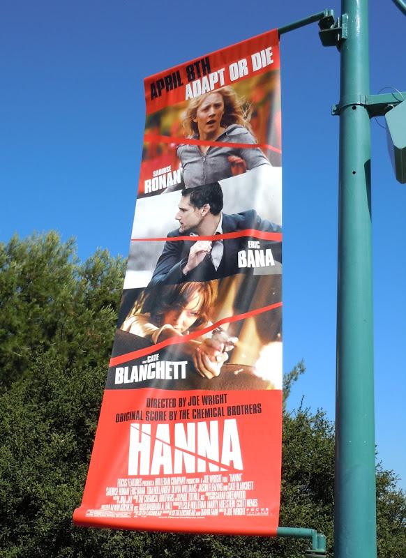 Hanna movie banner