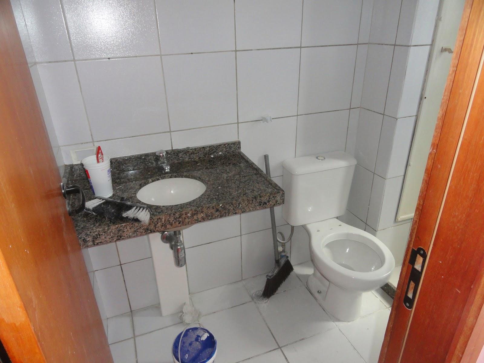 EU DECORO: Reforma Banheiro Suite: ANTES E DEPOIS #AF471C 1600 1200